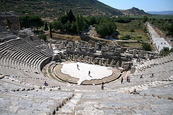 Ephesus Tour from Kusadasi and Izmir