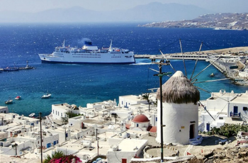 Wine and Culture Mykonos Tour